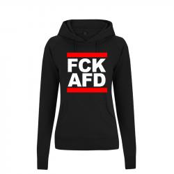 FCK AFD - taillierter Kapuzenpullover - Continental N53P