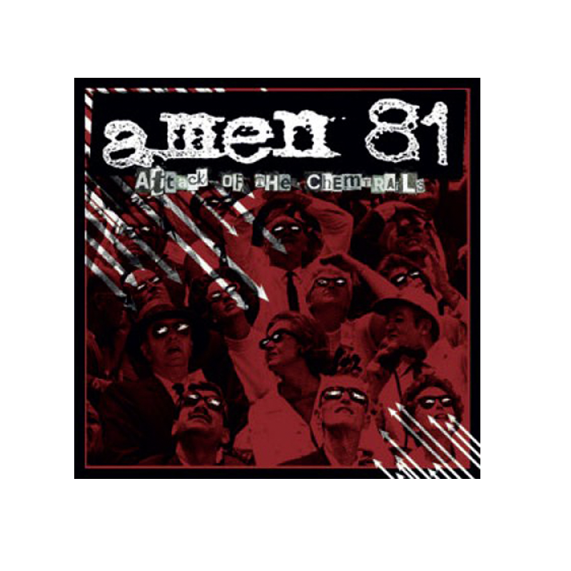 AMEN 81 - Attack of the chemtrails - LP