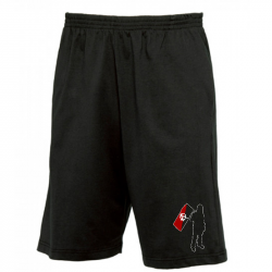 Anarchist and Flag - Shorts