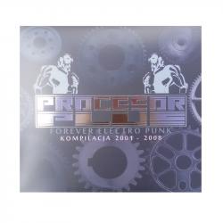 PROCESOR PLUS - Forever Electro Punk Kompiliaja 2001-2008 - Doppel- LP