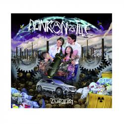DON KANAILLE - Zeitgeist- LP