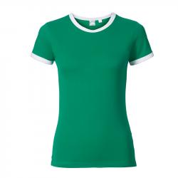 Contrast-T-Shirt tailliert - verschiedene Farben - SONAR CLOTHING