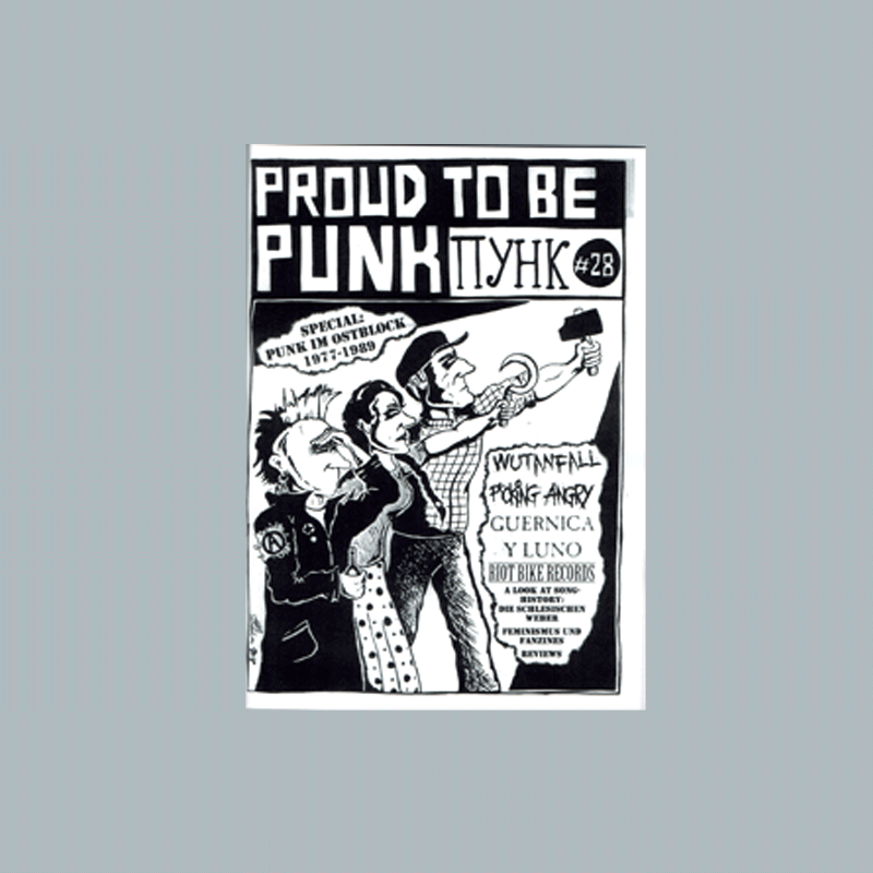 PROUD TO BE PUNK - Nr. 28