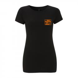 Kein Mensch ist illegal –T-Shirt tailliert - Continental EP04