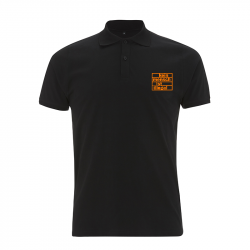 Kein Mensch ist illegal – Polo-Shirt  N34
