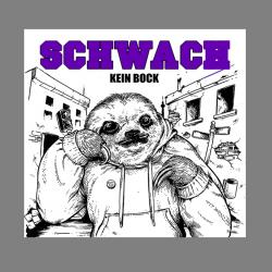 SCHWACH - Kein Bock (purple vinyl) -  LP