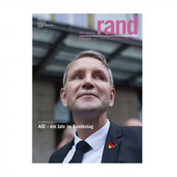 Der Rechte Rand - September/Oktober 2018