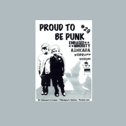 PROUD TO BE PUNK - Nr. 29