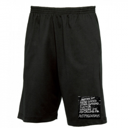 Antifa ist keine Gang -  Shorts