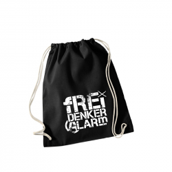 Freidenkeralarm - Logo - Sportbeutel