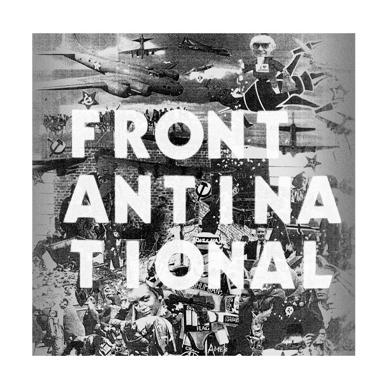 HENRY FONDA - Front Antinational -  LP + Poster