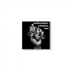 Freidenkeralarm - Antifaschistisch, solidarisch, laut! - CD