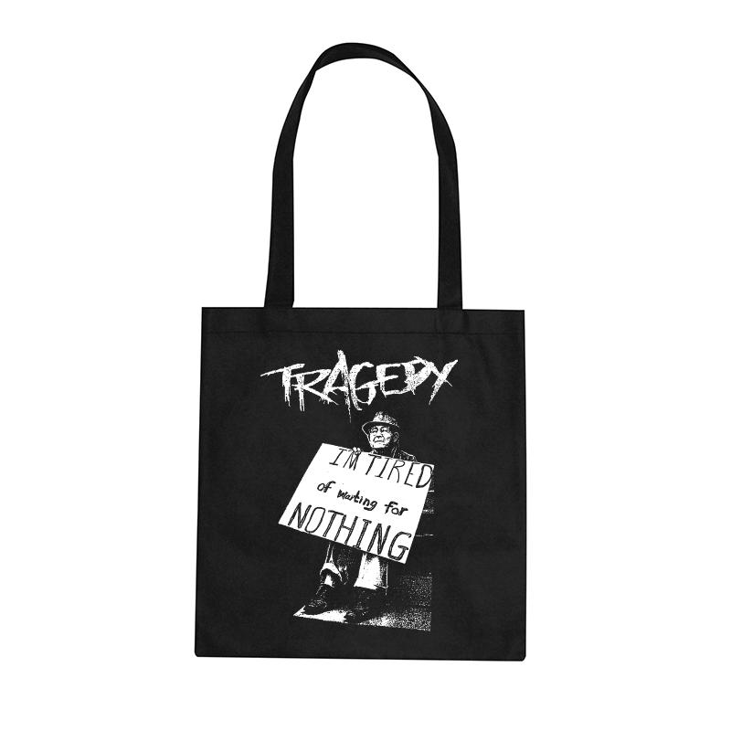 Tragedy – I´m tired – Stoffbeutel