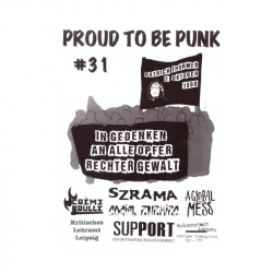 PROUD TO BE PUNK - Nr. 31 - Frühling 2020