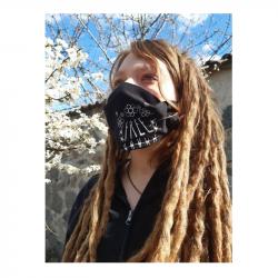 Maske / Mundbedeckung - Free ... Wiese-Art
