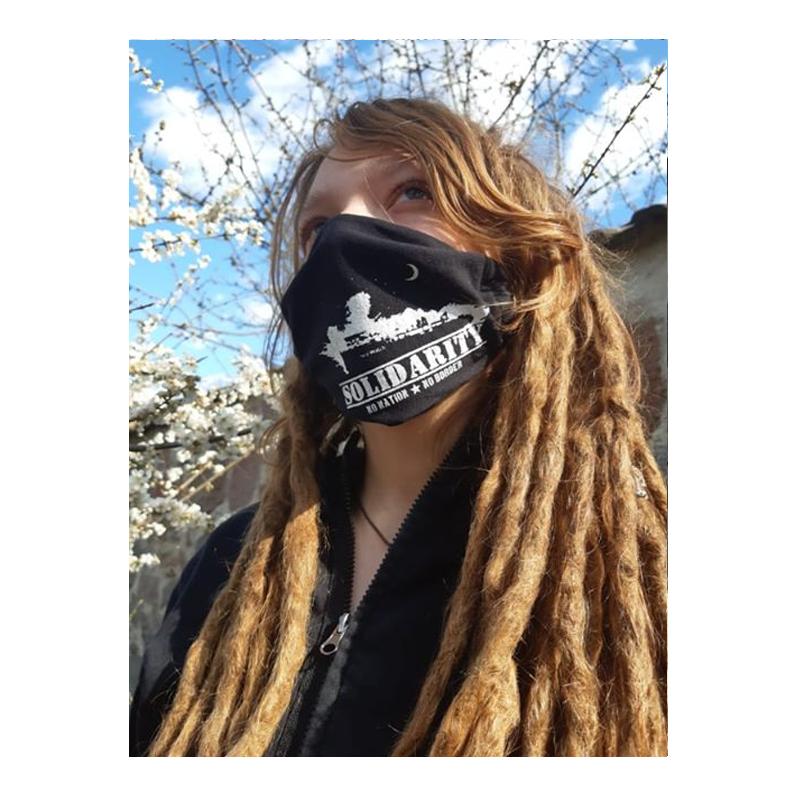 Maske / Mundbedeckung - Sea-Watch