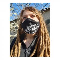 Maske / Mundbedeckung - Dorfpunx