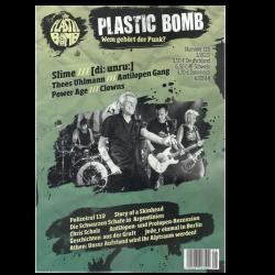 Plastic Bomb - Nr.110 - Frühjahr 2020
