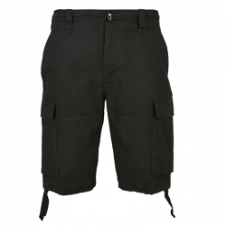 VINTAGE SHORTS - SCHWARZ, BUILD YOUR BRANDIT, BYB2002