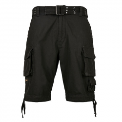 SAVAGE SHORTS - SCHWARZ, BUILD YOUR BRANDIT, BYB2001