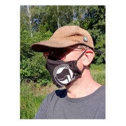 Maske / Mundbedeckung - Antifaschistische Aktion