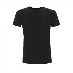 T-Shirt N45 - MENS BAMBOO JERSEY - black - Continental Clothing®