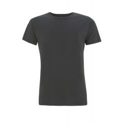 T-Shirt N45 - MENS BAMBOO JERSEY - charcoal grey - Continental Clothing®