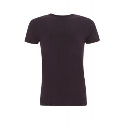 T-Shirt N45 - MENS BAMBOO JERSEY - eggplant - Continental Clothing®