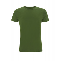 T-Shirt N45 - MENS BAMBOO JERSEY - leaf green - Continental Clothing®