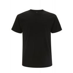 T-Shirt EP01 - UNISEX ORGANIC T-SHIRT - black – EarthPositive®