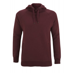 Kapuzenpullover N50P UNISEX PULLOVER HOOD/SIDE POCKETS - claret red – Continental Clothing®