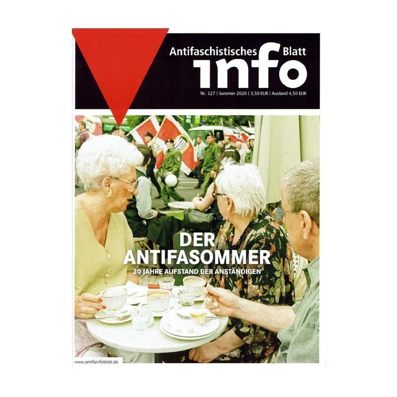 Antifaschistisches Infoblatt (AIB) - 127 - Sommer 2020