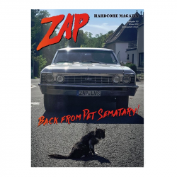 ZAP Hardcore Magazin - Ausgabe 153 - Winter 2019
