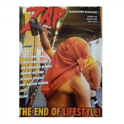 ZAP Hardcore Magazin - Ausgabe 154 - Sommer 2020