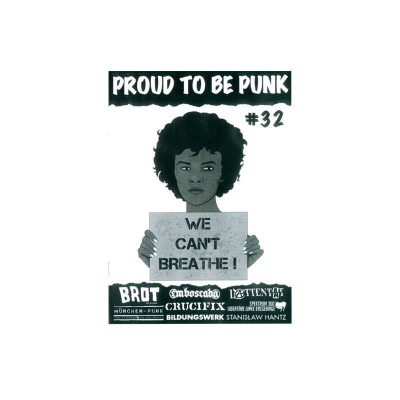 PROUD TO BE PUNK - Nr. 32 - Sommer 2020