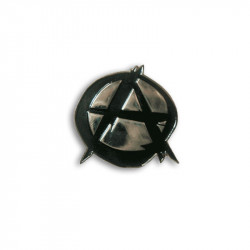 Anarchy, Metal-Pin
