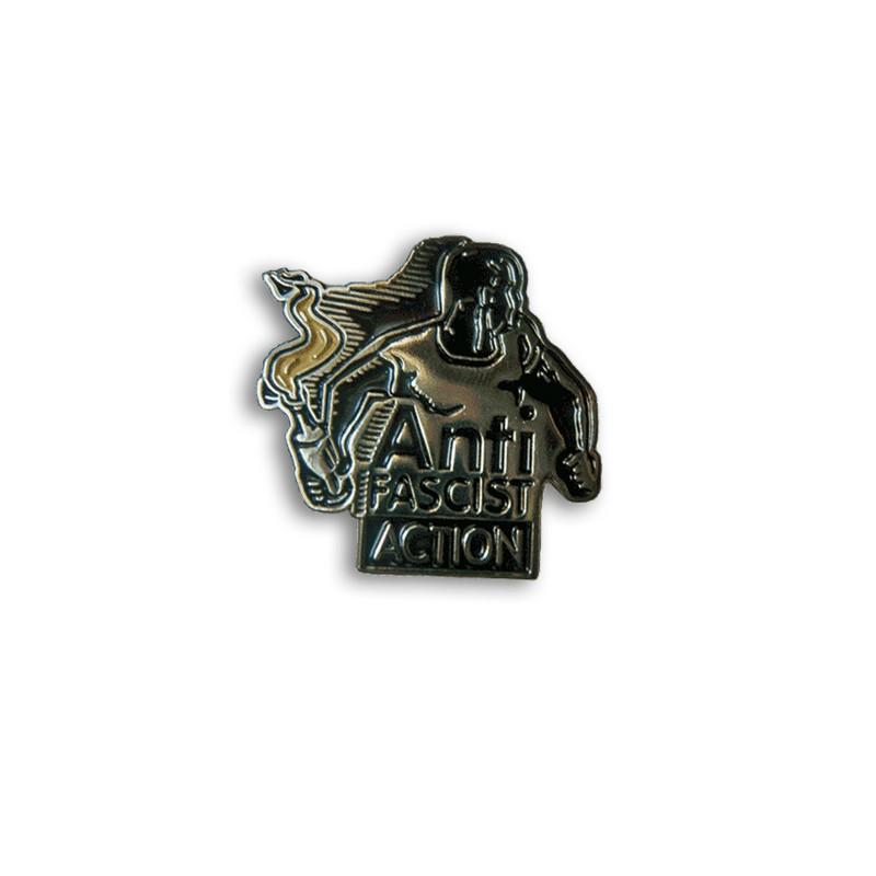 Antifascist Action, Metal-Pin