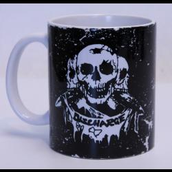 Discharge - Kaffeebecher