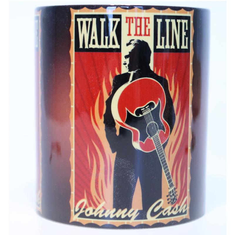 Johnny Cash - Kaffeebecher