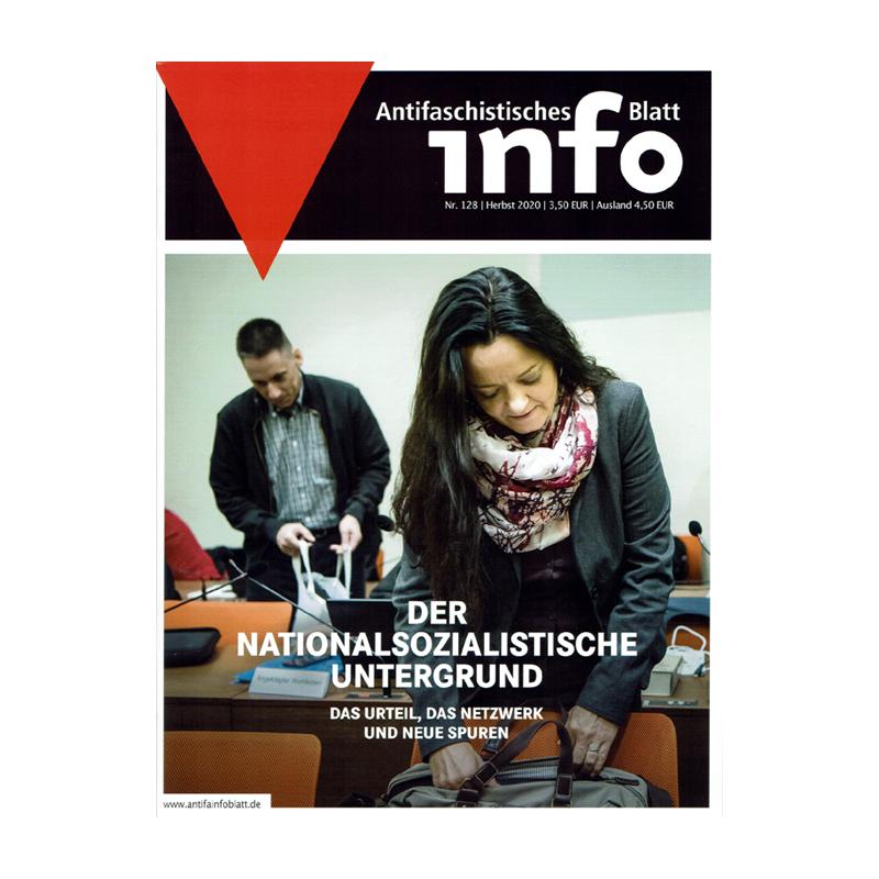 Antifaschistisches Infoblatt (AIB) - 128 - Herbst 2020