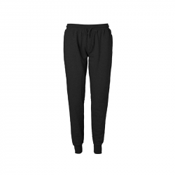 Sweatpants with Cuff and Zip Pocket - NEUTRAL, NE74002