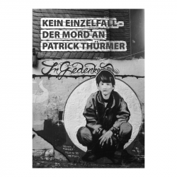 Kein Einzelfall – Der Mord an Patrick Thürmer, Broschüre