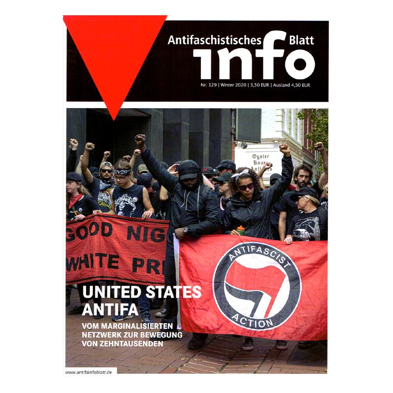 Antifaschistisches Infoblatt (AIB) - 129 - Winter 2020