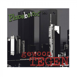 PLACEBOTOX - gewoon TEGEN  - LP