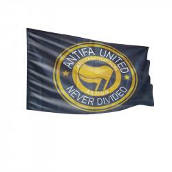 Anarchocat - Fahne-