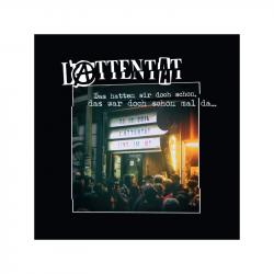 L'ATTENTAT - Das hatten wir doch schon, das war doch schon mal da... - Live 2014, LP
