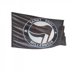 St. Pauli Millerntor - Fahne-