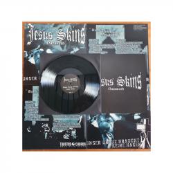 Jesusskins - Unser Kreuz braucht keine Haken, LP