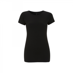 Womens slim fit Jersey T-Shirt – verschiedene Farben -  EarthPositive®, EP04