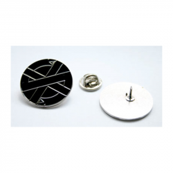 Crass  - Metal-Pin
